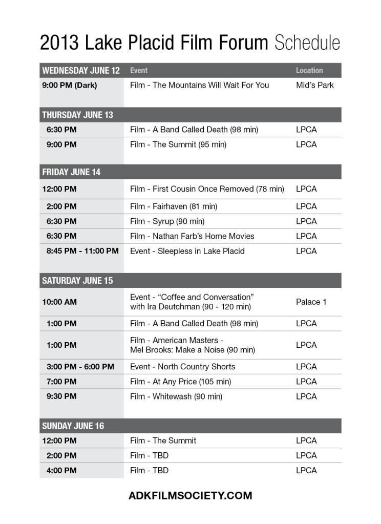 Schedule-Vert