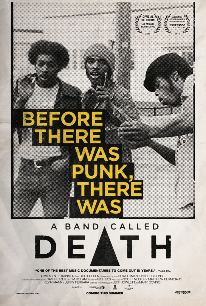 bandcalleddeathposter
