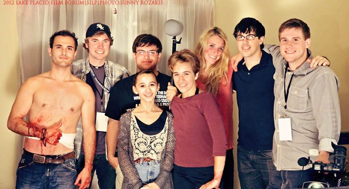 """Cast and crew of """"The Wild"""""""